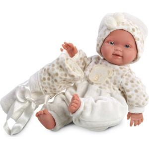 Llorens Кукла Бэбито 26 см c одеялом (L 26258)