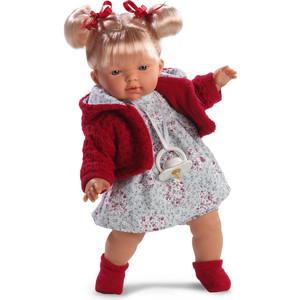 Llorens Кукла Изабела 33 см со звуком (L 33270) куклы и одежда для кукол llorens кукла изабела 33 см со звуком