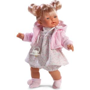 Llorens Кукла Хейди 33 см (L 33272) органайзеры для хранения el casa органайзер для косметики мелочей плетенка
