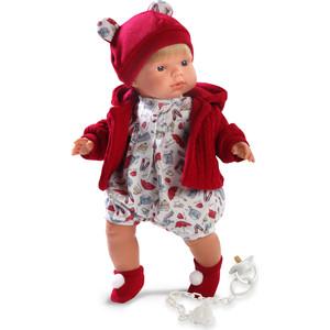 Llorens Кукла Саша 38см (L 38535) llorens кукла жоэль 38 см llorens