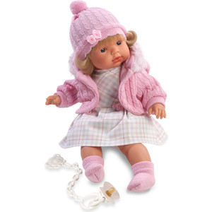 Llorens Кукла Лидия 38см (L 38538) llorens кукла эдис 38см l 38612