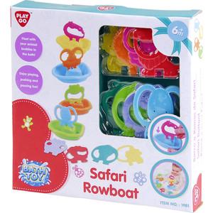 Playgo Набор для ванной Лодочки сафари (Play 1981) play doh игровой набор магазинчик домашних питомцев