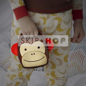 Skip-Hop Ночник детский Обезьяна (SH 185201) vamvigvam детский ночник pineapple