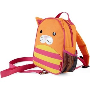 Skip-Hop Рюкзак детский с поводком Кошка (SH 212257) skip hop детский бабочка sh 212121