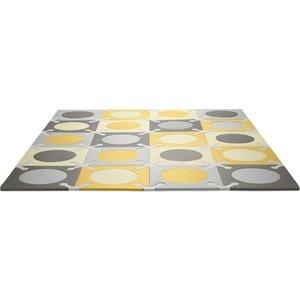 Skip-Hop Напольный коврик золото/серый (SH 245011)