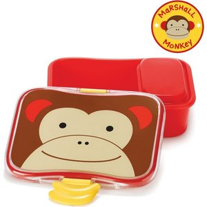 Skip-Hop Набор контейнеров для завтрака Обезьяна (SH 252476)