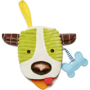 Skip-Hop Развивающая игрушка Книжка-собака (SH 306250)