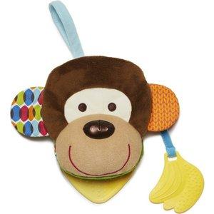 Skip-Hop Развивающая игрушка Книжка-обезьяна (SH 306251)