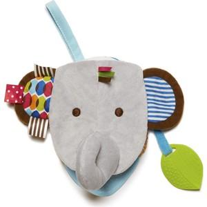 Skip-Hop Развивающая игрушка Книжка-слон (SH 306252)