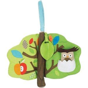 Skip-Hop Развивающая игрушка-книжка Лесное дерево (SH 307501)