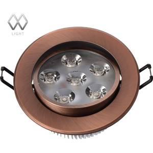 Встраиваемый светильник MW-LIGHT 637013206 стоимость