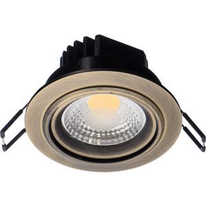 Встраиваемый светодиодный светильник MW-LIGHT 637015601