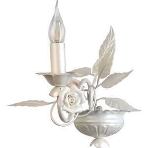 Бра Toplight TL5910B-01WH накладной светильник toplight rosamond tl9421y 01wh
