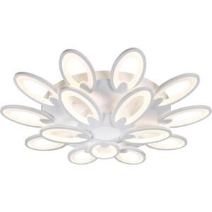 Потолочная светодиодная люстра Omnilux OML-45807-210 omnilux потолочная светодиодная люстра с пультом ду omnilux oml 45807 120