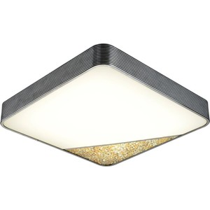 Потолочный светодиодный светильник Omnilux OML-45617-80 omnilux потолочный светильник omnilux ice crystal oml 47217 80