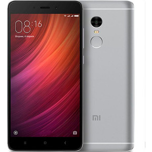 Смартфон Xiaomi Redmi Note 4 64Gb Grey