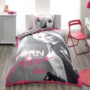 Детское постельное белье Barbie 1,5 сп, ранфорс, Barbie shine (3808-37105)