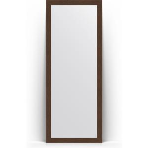 Зеркало пристенное напольное Evoform Definite Floor 78x197 см, в багетной раме - мозаика античная медь 70 мм (BY 6003) evoform definite 76x136 см мозаика античная медь 70 мм by 3305