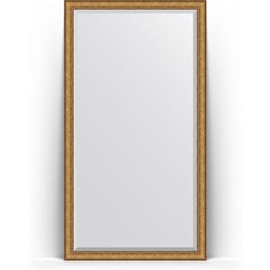 Зеркало напольное с фацетом поворотное Evoform Exclusive Floor 109x198 см, в багетной раме - медный эльдорадо 73 мм (BY 6146)