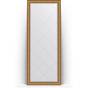 Зеркало напольное с гравировкой поворотное Evoform Exclusive-G Floor 79x198 см, в багетной раме - медный эльдорадо 73 мм (BY 6306) зеркало с гравировкой evoform exclusive g 64x86 см в багетной раме медный эльдорадо 73 мм by 4094