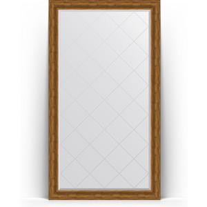 Фото - Зеркало напольное с гравировкой поворотное Evoform Exclusive-G Floor 114x204 см, в багетной раме - травленая бронза 99 мм (BY 6369) зеркало напольное с гравировкой поворотное evoform exclusive g floor 114x204 см в багетной раме травленое золото 99 мм by 6367