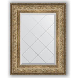 Фото - Зеркало с гравировкой поворотное Evoform Exclusive-G 60x78 см, в багетной раме - виньетка античная бронза 109 мм (BY 4038) зеркало с гравировкой поворотное evoform exclusive g 100x175 см в багетной раме виньетка античная бронза 109 мм by 4425