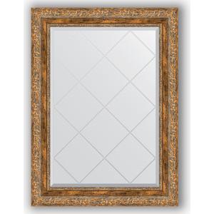 Зеркало с гравировкой поворотное Evoform Exclusive-G 65x87 см, в багетной раме - виньетка античная бронза 85 мм (BY 4101) зеркало с гравировкой поворотное evoform exclusive g 55x72 см в багетной раме виньетка античная бронза 85 мм by 4015
