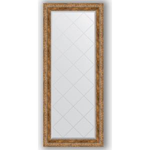 Зеркало с гравировкой поворотное Evoform Exclusive-G 65x155 см, в багетной раме - виньетка античная бронза 85 мм (BY 4144) зеркало с гравировкой поворотное evoform exclusive g 55x72 см в багетной раме виньетка античная бронза 85 мм by 4015