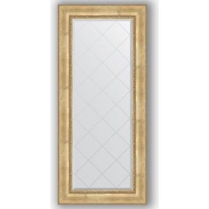 Зеркало с гравировкой поворотное Evoform Exclusive-G 72x162 см, в багетной раме - состаренное серебро с орнаментом 120 мм (BY 4170) зеркало с гравировкой evoform exclusive g 102x127 см в багетной раме состаренное серебро с орнаментом 120 мм by 4385