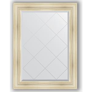 Зеркало с гравировкой поворотное Evoform Exclusive-G 79x106 см, в багетной раме - травленое серебро 99 мм (BY 4203) maxel g 99 1005250348