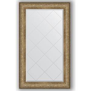 Фото - Зеркало с гравировкой поворотное Evoform Exclusive-G 80x135 см, в багетной раме - виньетка античная бронза 109 мм (BY 4253) зеркало с гравировкой поворотное evoform exclusive g 100x175 см в багетной раме виньетка античная бронза 109 мм by 4425