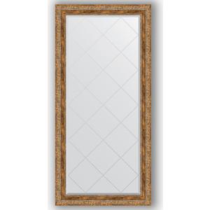 Зеркало с гравировкой поворотное Evoform Exclusive-G 75x157 см, в багетной раме - виньетка античная бронза 85 мм (BY 4273) зеркало с гравировкой поворотное evoform exclusive g 55x72 см в багетной раме виньетка античная бронза 85 мм by 4015