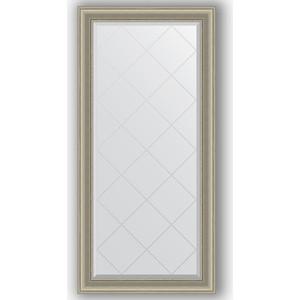 Зеркало с гравировкой поворотное Evoform Exclusive-G 76x159 см, в багетной раме - хамелеон 88 мм (BY 4278) зеркало с гравировкой поворотное evoform exclusive g 56x126 см в багетной раме хамелеон 88 мм by 4063