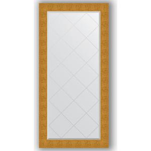 Зеркало с гравировкой поворотное Evoform Exclusive-G 76x158 см, в багетной раме - чеканка золотая 90 мм (BY 4280) miele g 4280 scvi