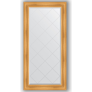 Зеркало с гравировкой поворотное Evoform Exclusive-G 79x161 см, в багетной раме - травленое золото 99 мм (BY 4288) 1 g 99 99