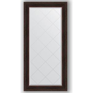 Зеркало с гравировкой поворотное Evoform Exclusive-G 79x161 см, в багетной раме - темный прованс 99 мм (BY 4291) kingcamp 4291 airporter