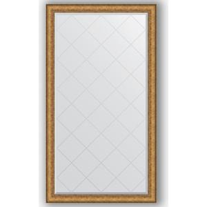 Зеркало с гравировкой поворотное Evoform Exclusive-G 94x168 см, в багетной раме - медный эльдорадо 73 мм (BY 4395) зеркало с гравировкой evoform exclusive g 64x86 см в багетной раме медный эльдорадо 73 мм by 4094