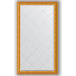 Зеркало с гравировкой поворотное Evoform Exclusive-G 95x169 см, в багетной раме - сусальное золото 80 мм (BY 4396) зеркало с гравировкой поворотное evoform exclusive g 130x184 см в багетной раме сусальное золото 80 мм by 4482