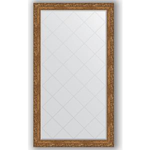 Зеркало с гравировкой поворотное Evoform Exclusive-G 95x170 см, в багетной раме - виньетка бронзовая 85 мм (BY 4400)
