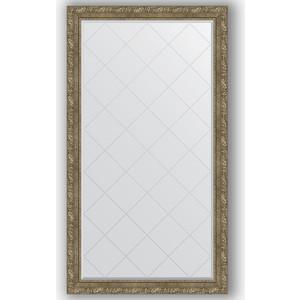 Зеркало с гравировкой поворотное Evoform Exclusive-G 95x170 см, в багетной раме - виньетка античная латунь 85 мм (BY 4403) зеркало с фацетом в багетной раме поворотное evoform exclusive 55x135 см виньетка античная латунь 85 мм by 3515