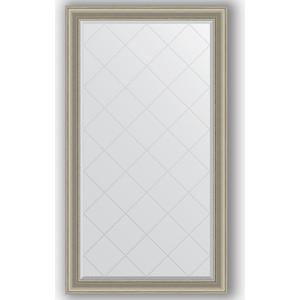 Зеркало с гравировкой поворотное Evoform Exclusive-G 96x171 см, в багетной раме - хамелеон 88 мм (BY 4407) набор игровой для мальчика poli мега трек с 2мя умными машинками