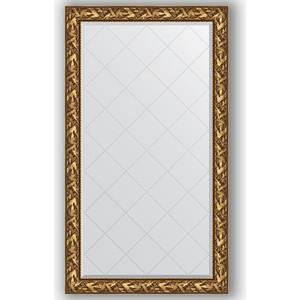 Зеркало с гравировкой поворотное Evoform Exclusive-G 99x173 см, в багетной раме - византия золото 99 мм (BY 4414) зеркало с гравировкой поворотное evoform exclusive g 99x124 см в багетной раме византия золото 99 мм by 4371