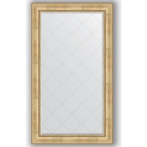 Зеркало с гравировкой поворотное Evoform Exclusive-G 102x177 см, в багетной раме - состаренное серебро с орнаментом 120 мм (BY 4428) зеркало с гравировкой evoform exclusive g 102x127 см в багетной раме состаренное серебро с орнаментом 120 мм by 4385