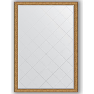 Зеркало с гравировкой поворотное Evoform Exclusive-G 129x183 см, в багетной раме - медный эльдорадо 73 мм (BY 4481) зеркало с гравировкой evoform exclusive g 64x86 см в багетной раме медный эльдорадо 73 мм by 4094