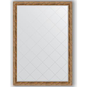Зеркало с гравировкой поворотное Evoform Exclusive-G 130x185 см, в багетной раме - виньетка античная бронза 85 мм (BY 4488) зеркало с гравировкой поворотное evoform exclusive g 55x72 см в багетной раме виньетка античная бронза 85 мм by 4015