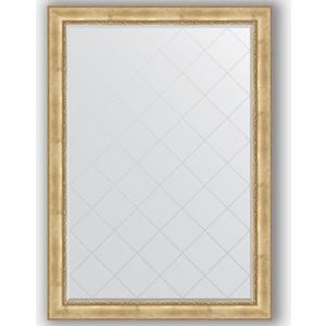 Зеркало с гравировкой поворотное Evoform Exclusive-G 137x192 см, в багетной раме - состаренное серебро с орнаментом 120 мм (BY 4514) зеркало с гравировкой evoform exclusive g 137x192 см в багетной раме состаренное дерево с орнаментом 120 мм by 4516