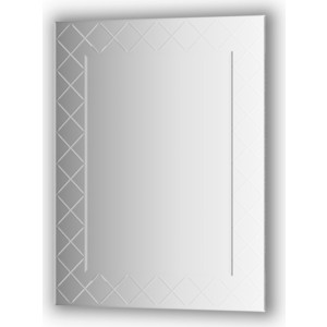 Зеркало с гравировкой поворотное Evoform Florentina 70x90 см (BY 5003)