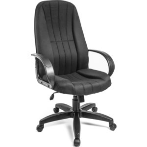 Кресло Алвест AV 107 PL (727) MK TW сетка 455 черная