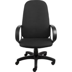 Кресло Алвест AV 108 PL (727) MK ткань 418 черная