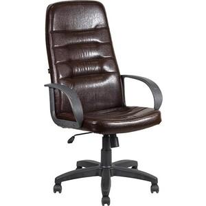 Кресло Алвест AV 109 PL (727) MK эко кожа 221 шоколад